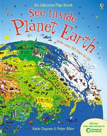 See Inside Planet Earth Bk