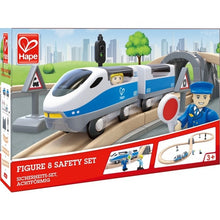 Load image into Gallery viewer, Hape Figure 8 Safety Set