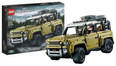 Lego Tech Land Rover Defender 42110