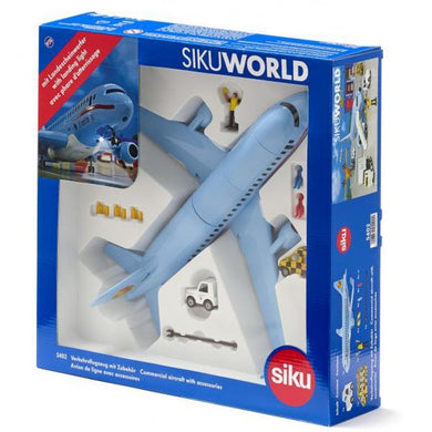 Siku World Passenger Jet
