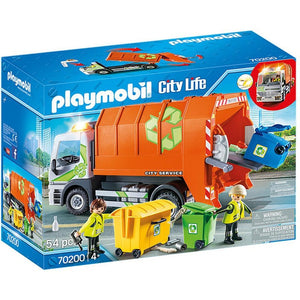 PL Recycling Truck