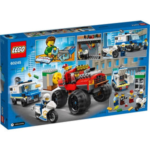 Lego City Monster Truck Heist 60245