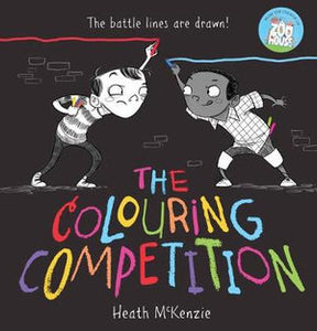Colouring Competition Bk