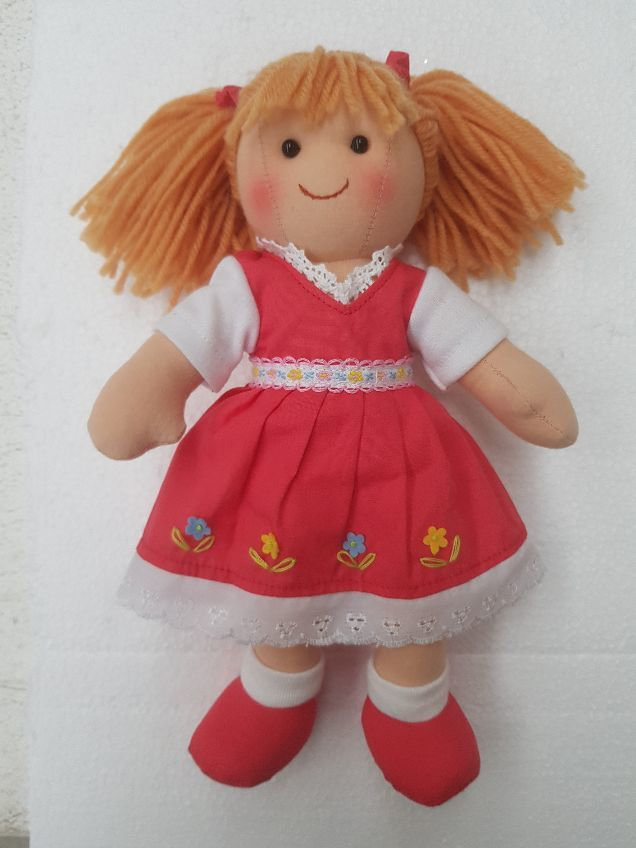 Rag Doll Holly 25cm