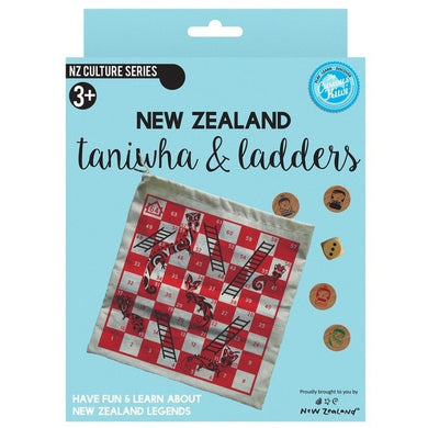 NZ Taniwha and Ladder Game