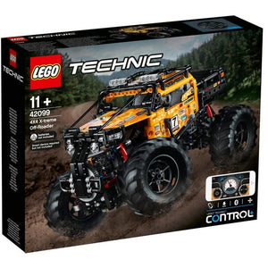 Lego Tech 4x4 Xtreme Off 42099