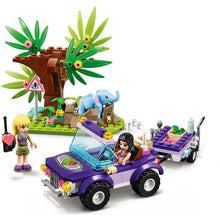 Load image into Gallery viewer, Lego Friends Elephant Rescue 41421