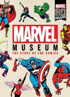 Marvel The Story of Comics