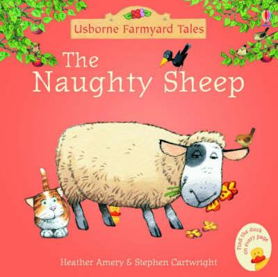 Naughty Sheep Mini bk