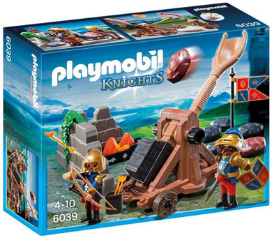 Playmobil Royal Knights Catapult