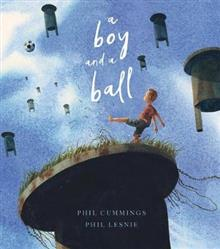A Boy and a Ball Bk