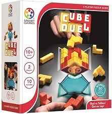 SG Cube Duel