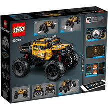 Load image into Gallery viewer, Lego Tech 4x4 Xtreme Off 42099