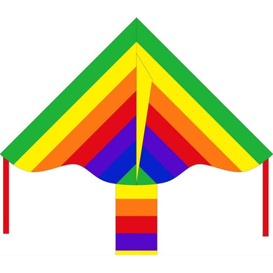 Simple Flyer Rainbow 85cm kite