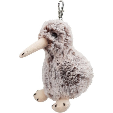 Keyclip Brown Kiwi