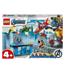 Load image into Gallery viewer, Lego SH Avengers Wrath of Loki 76152