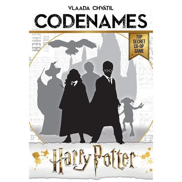 Codenames Harry Potter