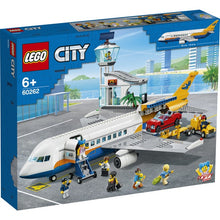 Load image into Gallery viewer, Lego City Passenger Plane 60262