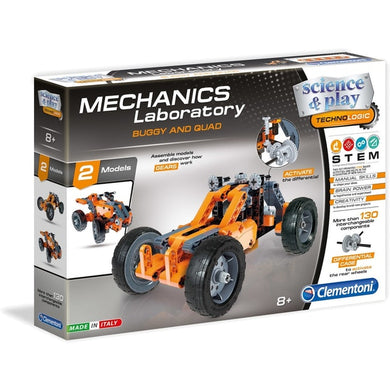 Mechanics Lab Buggy and Quad