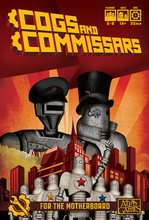 Load image into Gallery viewer, Cogs and Commissars Game