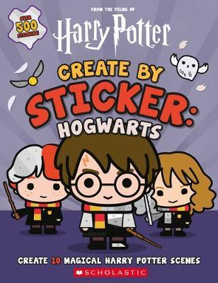 Create By Sticker Hogwart Bk
