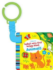 BVF Buggy Book Animals