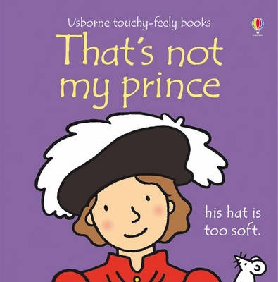 Thats not my Prince Book