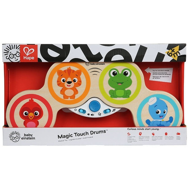 Baby Einstein Magic Touch Drum