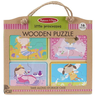 MD Wooden Puzzle Little Princesses