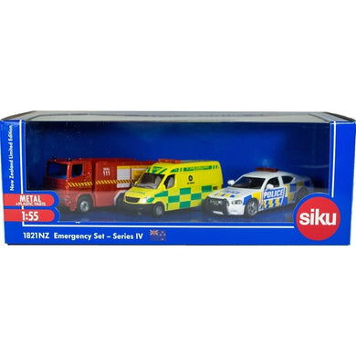 Siku 1821nz NZ Emergency Set