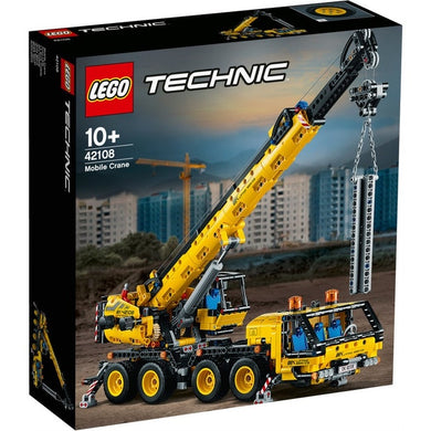 Lego Tech Mobile Crane 42108