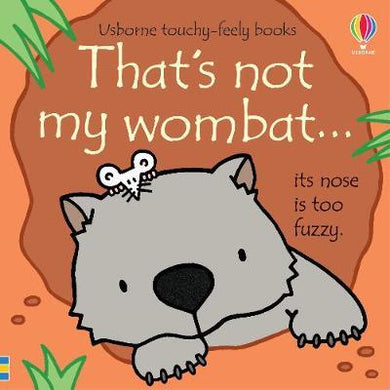Thats Not My Wombat Bk
