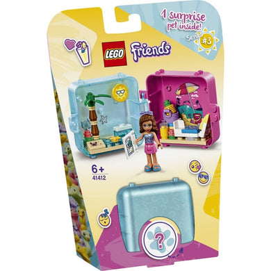 Lego Friends Olivias Summer Cube 41412