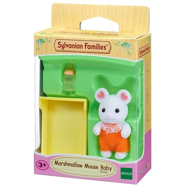 SF Marshmallow Mouse Baby