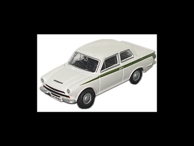 Ox Ford Cortina Mk1 White