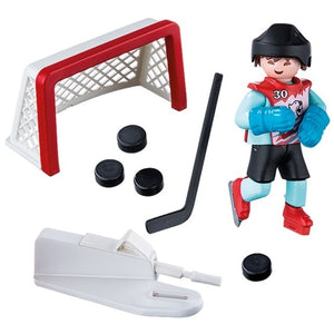 PM Ice Hockey Player
