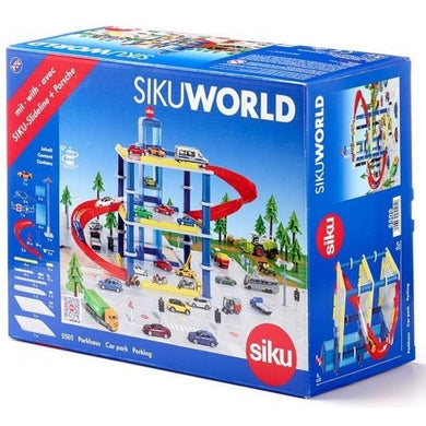 Siku World Carpark with Lift