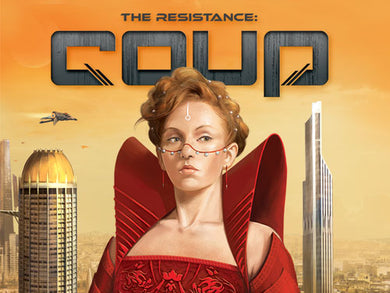 Resistance: Coup Game