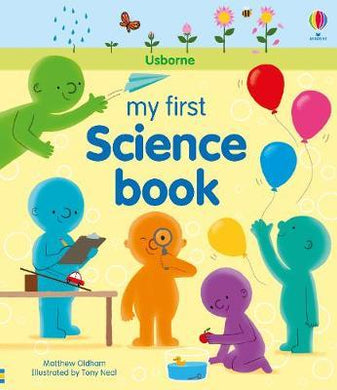 My First Science Bk