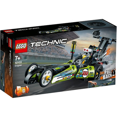 Lego Tech Dragster 42103