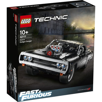 Lego Tech Dom's Dodge Charger 42111