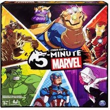 Load image into Gallery viewer, 5 Minute Marvel Game