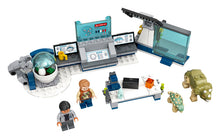 Load image into Gallery viewer, Lego Jurassic Dr Wus Lab 75939