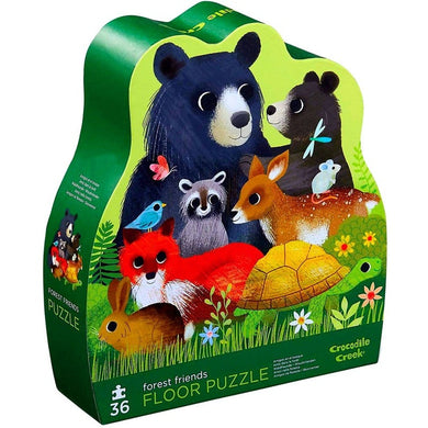 CC Forest Friends Puzzle 36PC