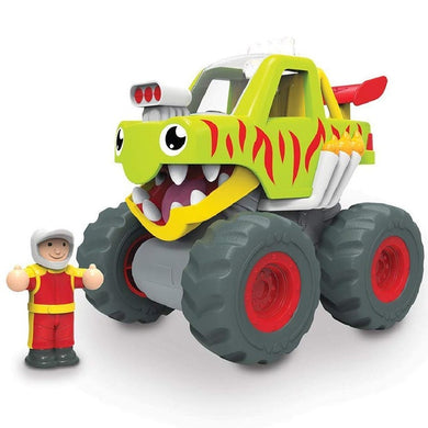 Wow Mac Monster Truck