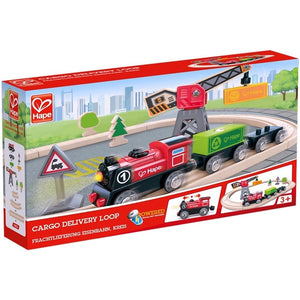 Hape Cargo Delivery Loop
