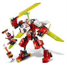 Load image into Gallery viewer, Lego Nin Kais Mech Jet 71707