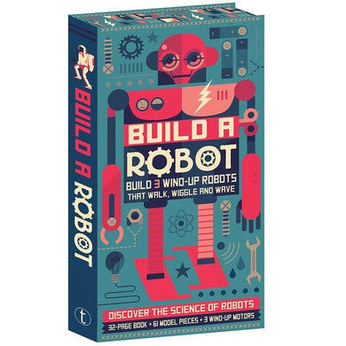 Build a robot Bk