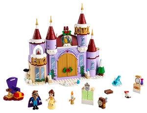 Lego Disney Belle Castle Winter 43180