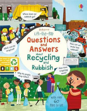 LTF Questions & Answers About Recycling